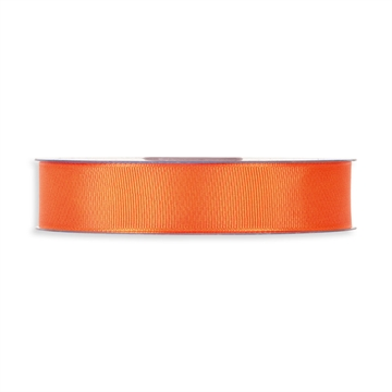 Grosgrain bånd orange